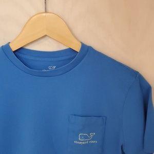 Boy's Vineyard Vines T Shirt L (16)